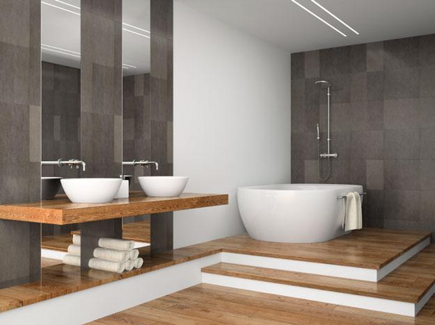 Création de salle de bains sur-mesure
