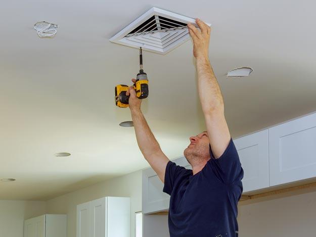 Installation de ventilations et VMC
