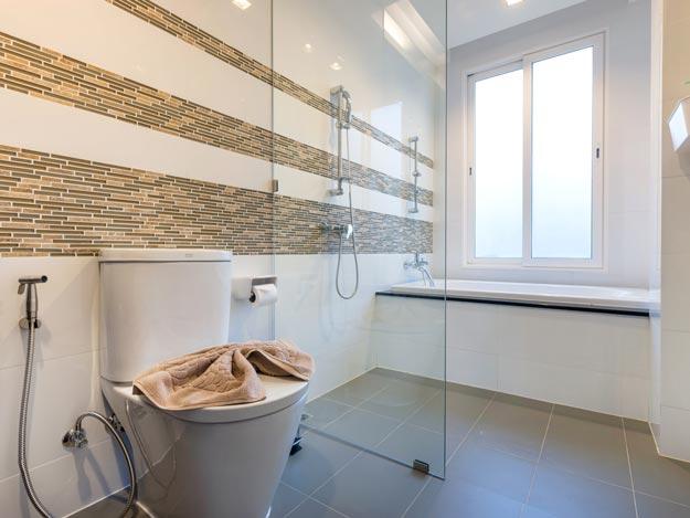 Installation ventilation de salle de bain